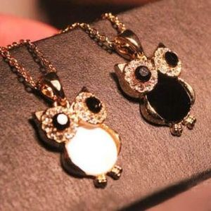 Jewelry - NEW cute owl necklace
